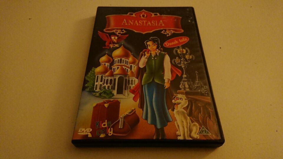 Anastasia, DVD, tegnefilm