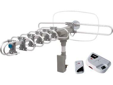 Polaroid 360 Motorized Rotating HDTV Amplified Antenna