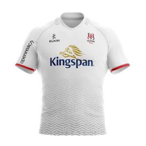 Ulster Rugby Kukri 20-21 Home Rugby Shirt S-5XL