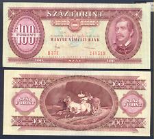 Banknote  Ungarn  100 Forint   30.10.1984  P 171g   AU