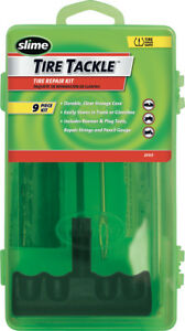 SLIME 9/PC TIRE TACKLE T-HANDLE W/BOX 20133