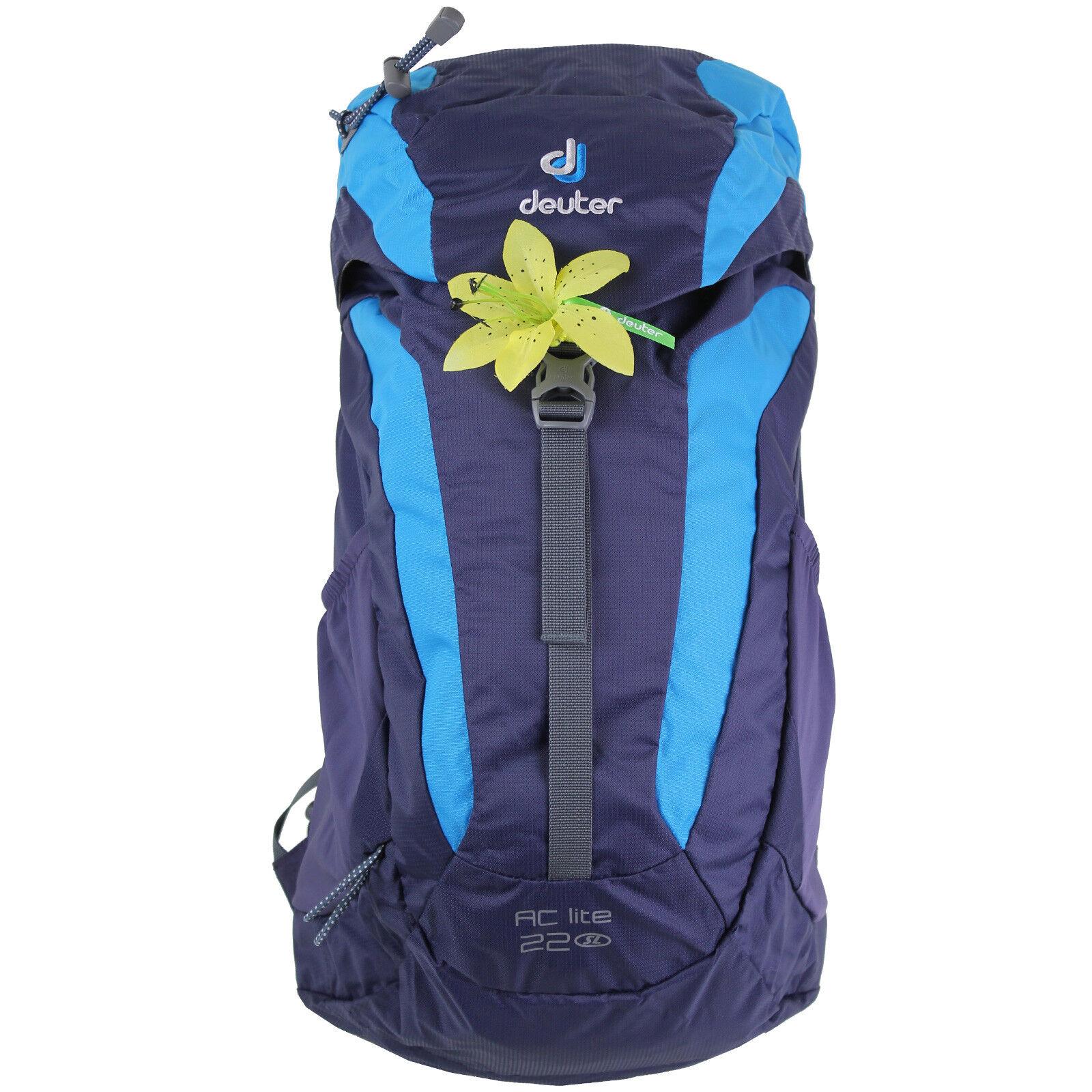 f455459d85e Deuter AC Lite Hiking Backpack Mountain Rucksack 3420216-3349 ...