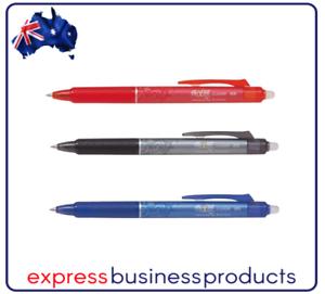 Pilot-Frixion-Clicker-Erasable-Pens-Assorted-Colours