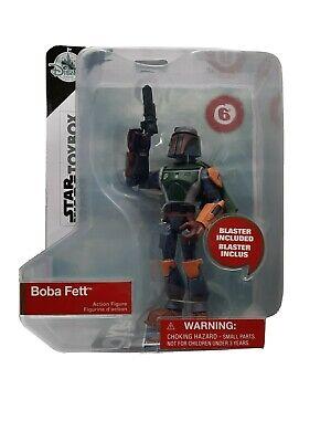 "Star Wars Toybox Boba Fett  5/"" Action figure"