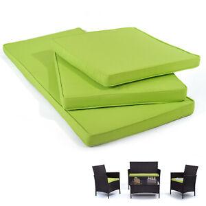Cuscini Verdi.Cuscini Verdi Di Ricambio Con Cerniere Sfoderabili Per Set