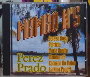 PEREZ-PRADO-MAMBO-N-5-COMPACT-DISC-SONY-2000