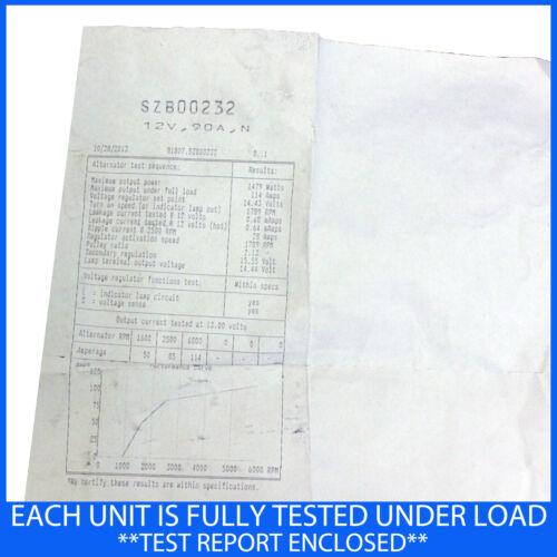 B232 COMPLETE ALTERNATOR HYUNDAI COUPE MK1 1.6//2.0 1996-2002 PETROL