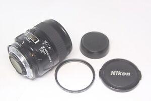 Excellent-Nikon-AF-Micro-Nikkor-60mm-F-2-8-Lens-Made-In-Japan