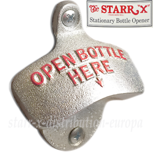 5 Stück Flaschenöffner Bier Küche Open Bottle Wand WANDFLASCHENÖFFNER