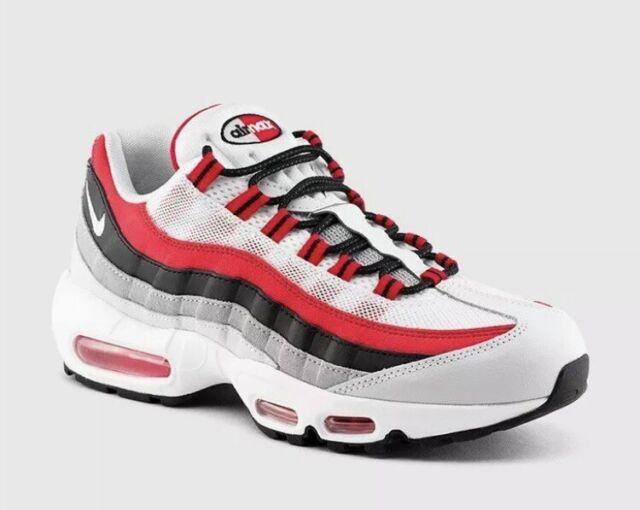 Maestría Solitario sexo  Size 9.5 - Nike Air Max 95 Essential Red for sale online | eBay