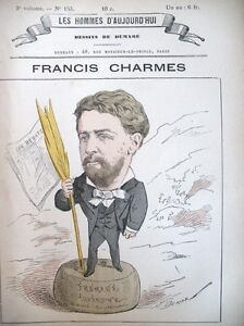 Francis-Charms-Pressman-Caricature-Demare-the-Men-Today-1878