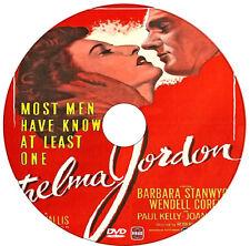 The File on Thelma Jordon - Thriller - Barbara Stanwyck - 1950