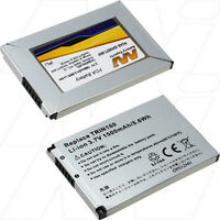 3.7v 1.5ah Replacement Battery Compatible With Audiovox Trin160