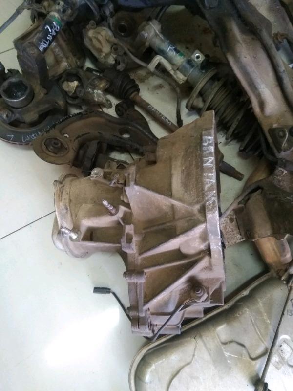 Ford Bantam Gearbox