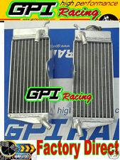 GPI Racing aluminum radiator for HONDA CR125R CR125 CR 125 R 1985 1986 85 86