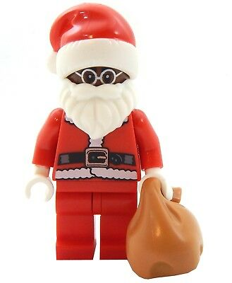 NEW LEGO CLASSIC SNOWMAN MINIFIG christmas figure santa claus minifigure frosty
