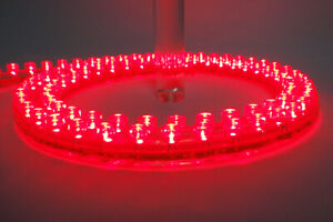 1x 96 SMD LED Strip For 08-12 Touareg Tailgate Signal Trunk Stereo Light RED