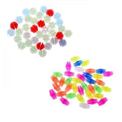 72Pcs Bicycle Plastic Wheel Spoke Colorful Spoke Decorations for Bike Wheels