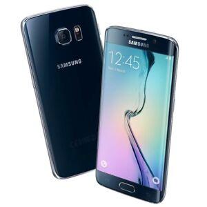32Go-Samsung-Galaxy-S6-Edge-G925A-5-1-034-Smartphone-4G-Debloque-Telephone-Noir