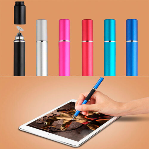 Fine Tip Point 3 in 1 Style Pen Touch Screen For Ipad Tablet  Ball Point Pen new