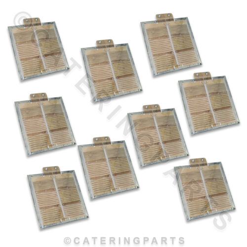 SLICE TOASTER ELEMENT FULL SET 9 X HEATING ELEMENTS ME401 ROWLETT 8 EIGHT SLOT