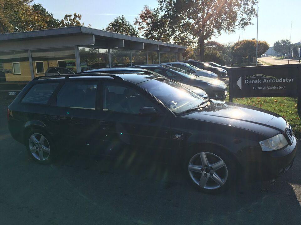 Audi A6 3,0 V6 quattro Tiptr. Benzin 4x4 4x4 aut.