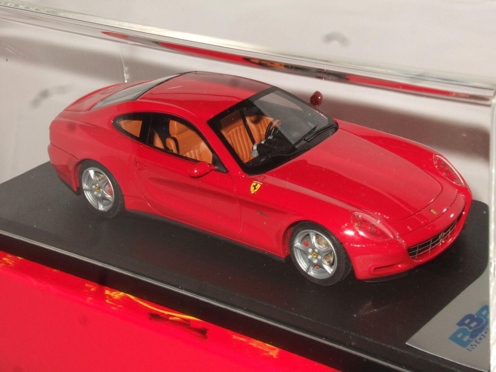 Nuevo Bbr Models bbr156d 2003 Ferrari 612 Scaglietti Street en 1 43 Escala