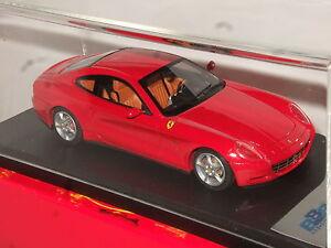New-BBR-Models-BBR156D-2003-Ferrari-612-Scaglietti-Street-in-1-43-Scale