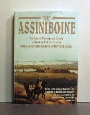 The Assiniboine,  a Tribe of the Northern Plains, Data from the 1830s