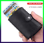 New Hot Product! Professional Anti-theft-RFID Auto Pop-up Leather Card Wallet