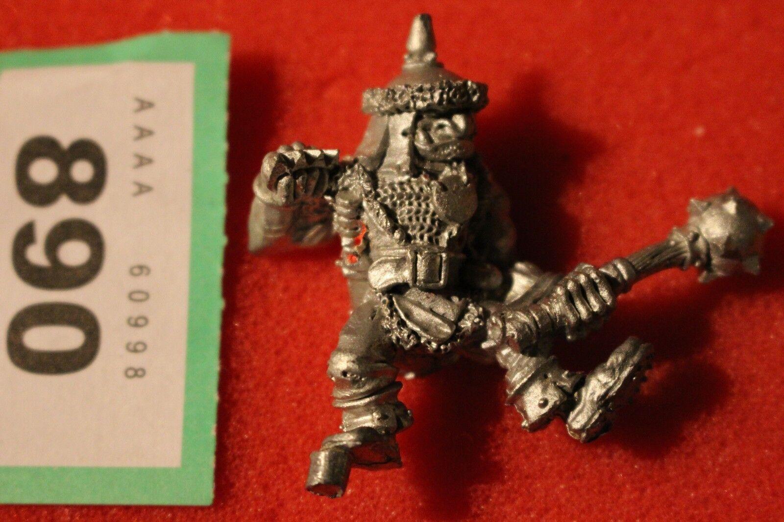 Citadel Warhammer Giant Ogres Ogre Thug Games Workshop Metal Fantasy OOP GW