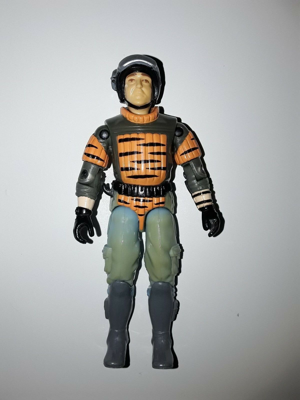 G.I. JOE 1991 Hasbro GI JOE  Sneak Peek Tiger Force   Action Figure