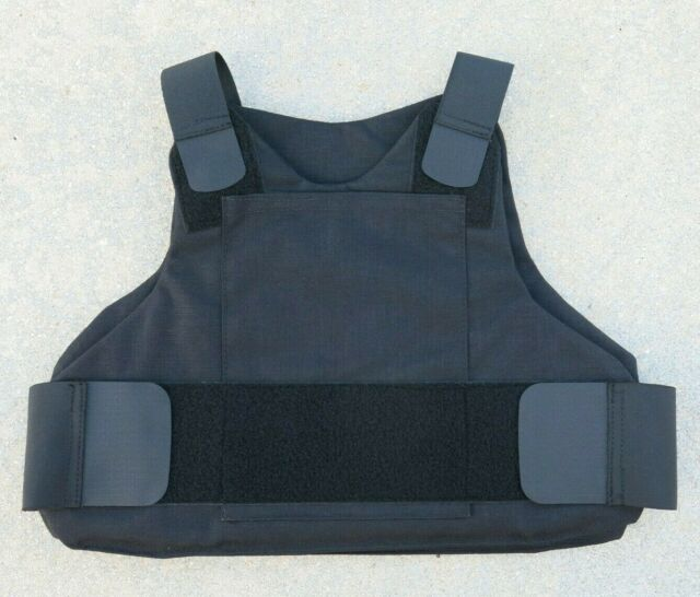 Tactical Body Armor IIIA US-Made
