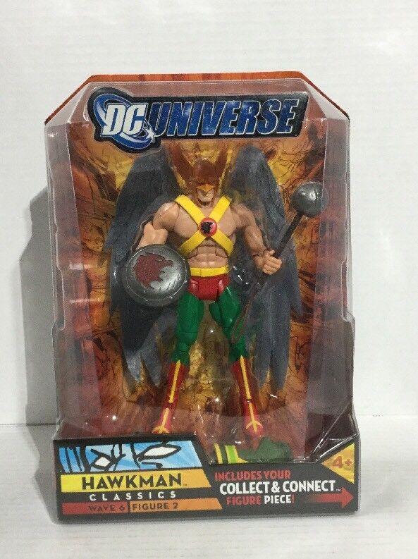 DC Universe HAWKMAN Wave 6 Kalibak Collect & Connect Series Action Figure MIP