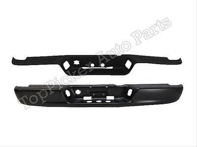 Rear Black Bumper Step Pad Fits Dodge Ram 1500 2500 3500 CH1191110