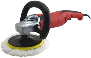 """New 7"""" Electric Variable Speed Car Polisher Buffer Waxer Sander Detail Boat"""