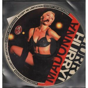 Madonna-Lp-Vinile-The-Girlie-Show-Hurry-Picture-Disc-Vox-Populi-Nuovo
