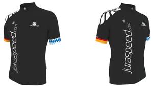 Juraspeed-Trikot-Schwarz-Bayern-Deutschland-Gr-L-Owayo-Qualitaet