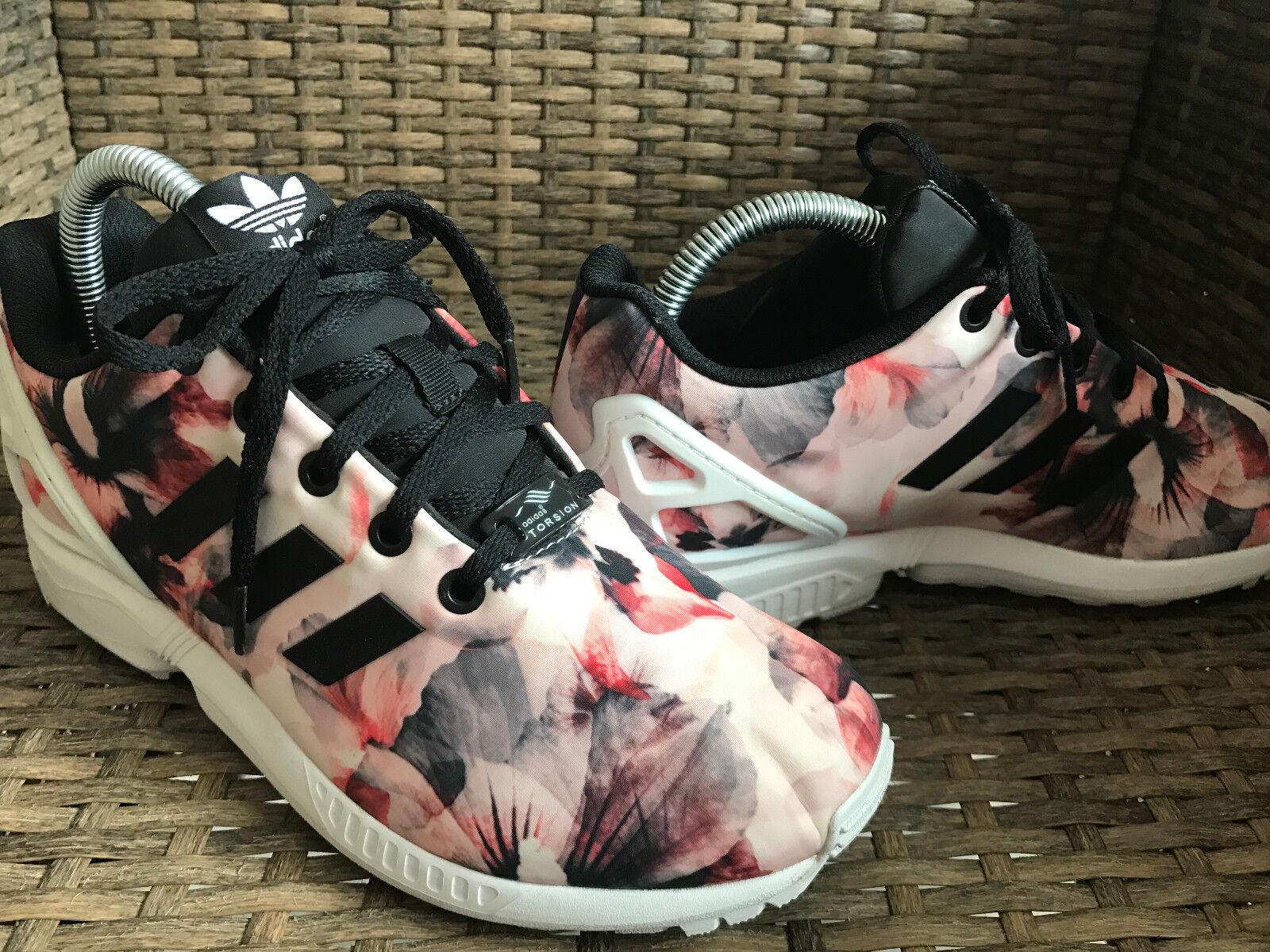 Adidas Originals - ZX FLUX - Core schwarz Weiß Multi - Gr. 38 2 3 - 2x getragen     |  | Preisreduktion  | Spielen Sie Leidenschaft, spielen Sie die Ernte, spielen Sie die Welt