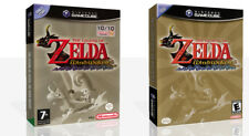 Legend of Zelda The Wind Waker Game Cube Case + Box Art Work Cover No Game