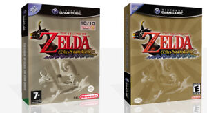 Legend-of-Zelda-The-Wind-Waker-Game-Cube-Case-Box-Art-Work-Cover-No-Game