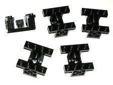 LEGO 5 Black Technic Mindstorms Gearbox 4 x 4 x 1 2/3 NEW