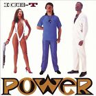 Power [PA] by Ice-T (CD, Sep-1988, Sire)