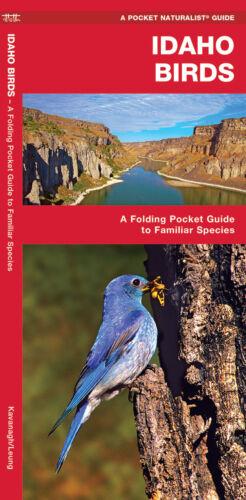 Camping Survival Outdoor Guide Book Bug Out Bag Kit Idaho Birds