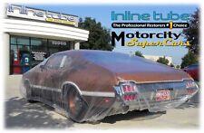 1940-60 MOPAR DODGE big car plastic car cover, dust cover, rain / car show cover