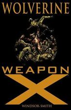 Weapon X (2009, Paperback)