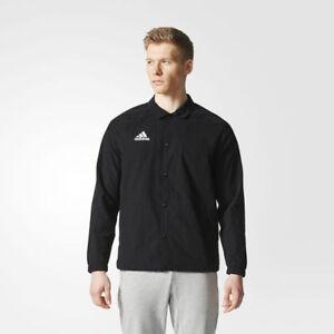 l M Noir Adidas xl Tailles Tango Veste Br8686 Homme Coach pw6618xqU