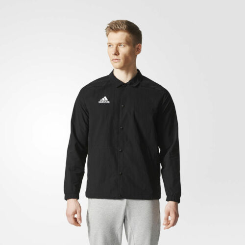 Coach xl Tango Veste M Adidas Tailles Br8686 Homme Noir l qZ7F5P