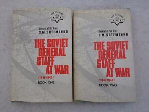 S-M-Shtemenko-THE-SOVIET-GENERAL-STAFF-AT-WAR-1941-1945-2-Vol-Set-Progress-1985