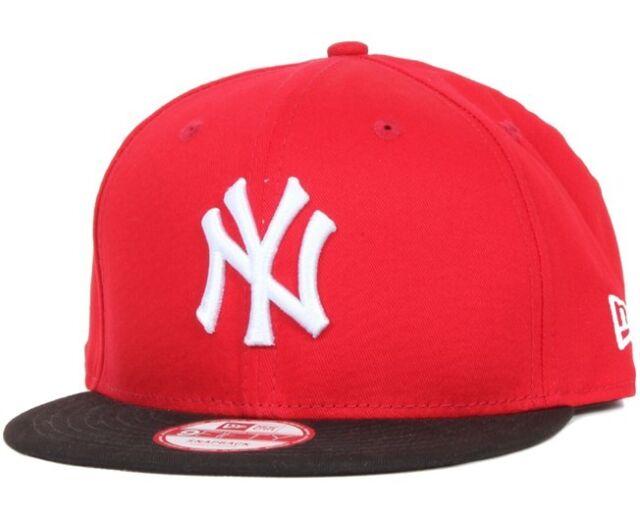 6b46337c2 New Era 9FIFTY MLB New York Yankees Snapback Cap Red, MASSIVE PRICE  REDUCTIONS